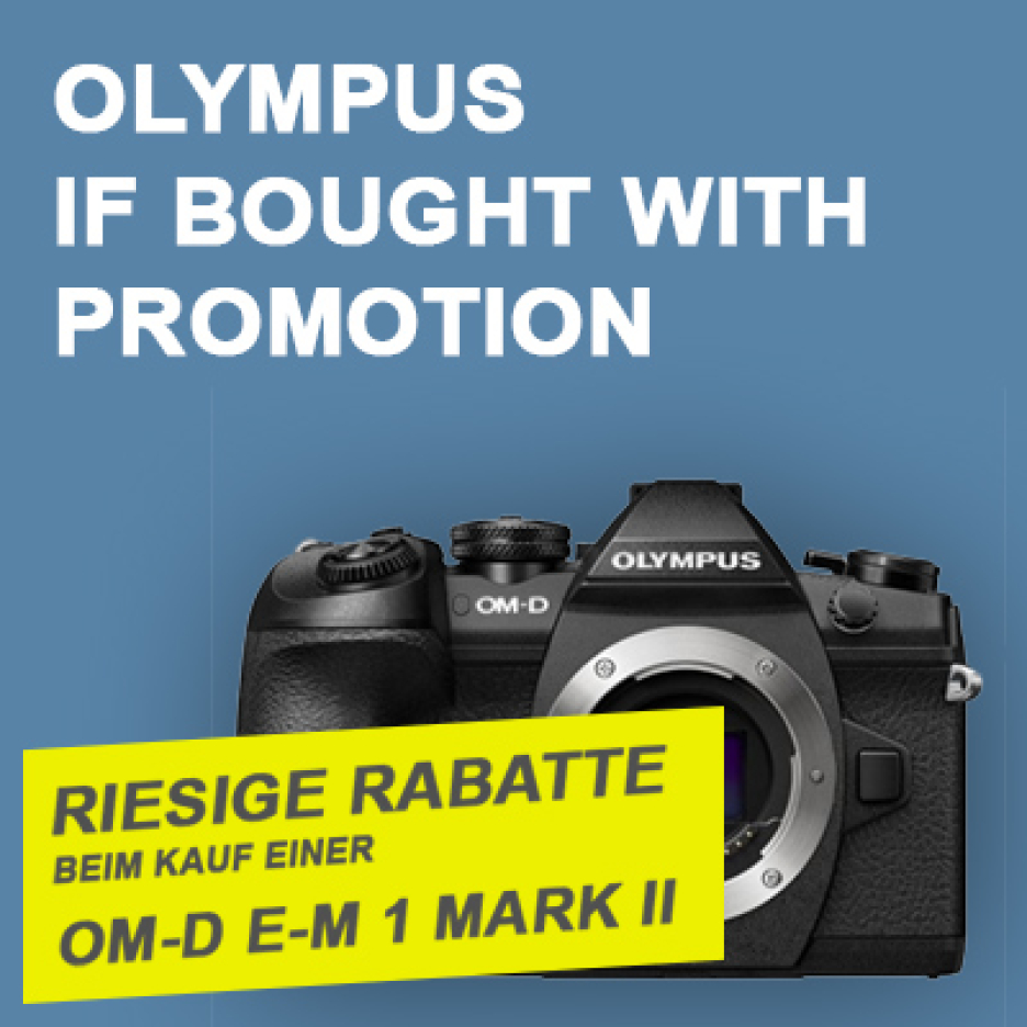 Olympus If Bought With Promotion